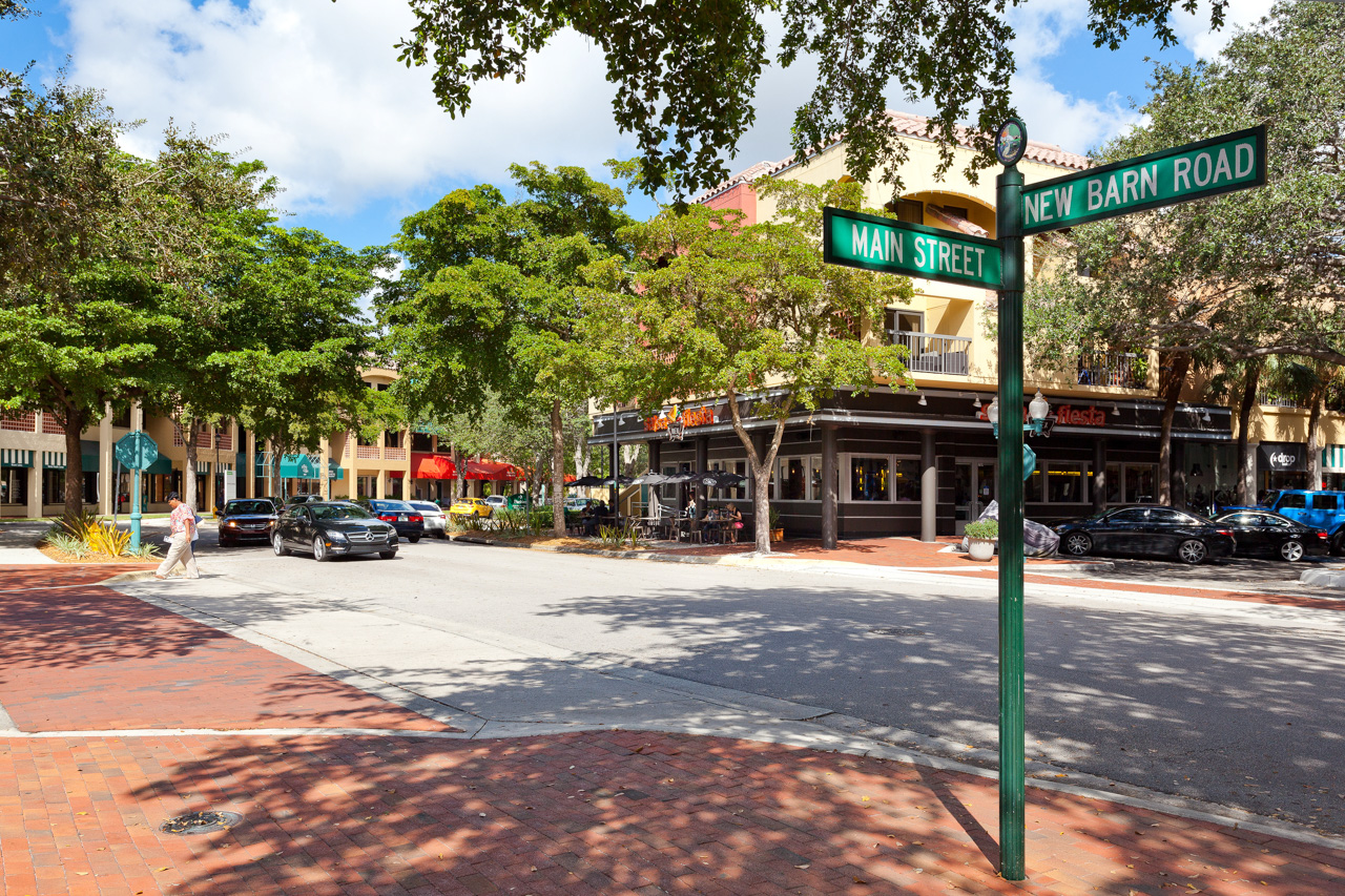 Main Street Miami Lakes